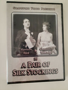 A Pair of Silk Stockings (DVD, 2015) New/Sealed
