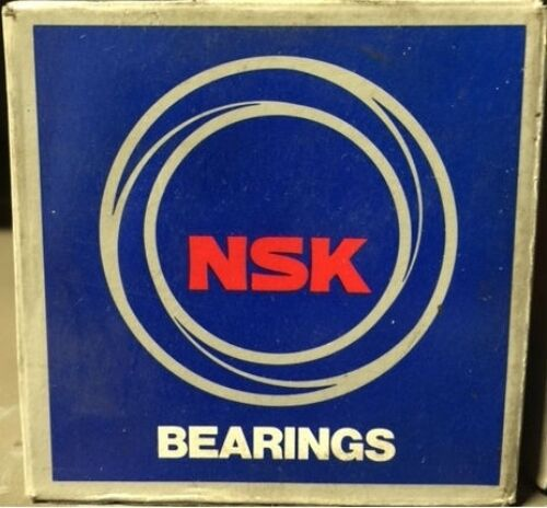NSK 6218 DEEP GROOVE BALL BEARING, SINGLE ROW, OPEN, PRESSED STEEL CAGE, NORM