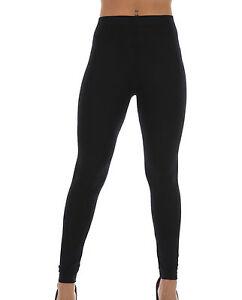 Nutshell-Women-039-s-Lycra-Leggings-Black