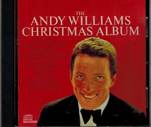 Andy Williams Christmas.Details About Andy Williams Christmas Album Mint Cd