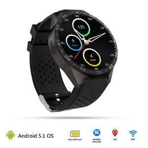 Smartwatch-KW88-3G-Reloj-Intelige-Android-4GB-Bluetooth-WiFi-GPS-SIM-Para-iPhone