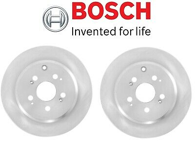 Disc Brake Rotor Rear Bosch 26011446