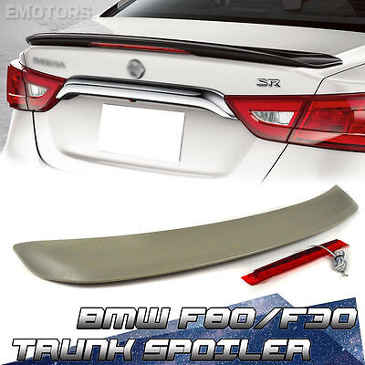 Carbon Fiber For Nissan Maxima A36 8th OE Type Trunk Spoiler 2019 SL SR