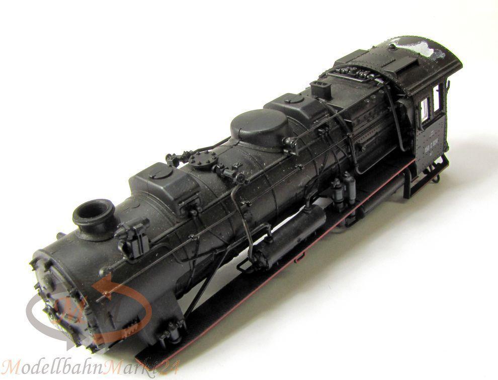 ROCO 4118 Ersatz-Gehäuse für SNCF Dampflok 150 C 184 Spur H0 - DEFEKT
