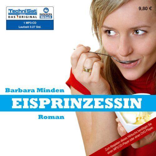 ██ Hörbuch ║ Barbara Minden ║ EISPRINZESSIN ║ Roman ║ MP3-CD