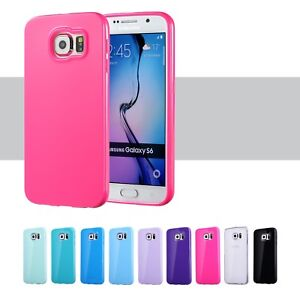 For-Samsung-Galaxy-S6-S7-Edge-S8-S9-Plus-Case-Silicone-Rubber-Protective-Cover