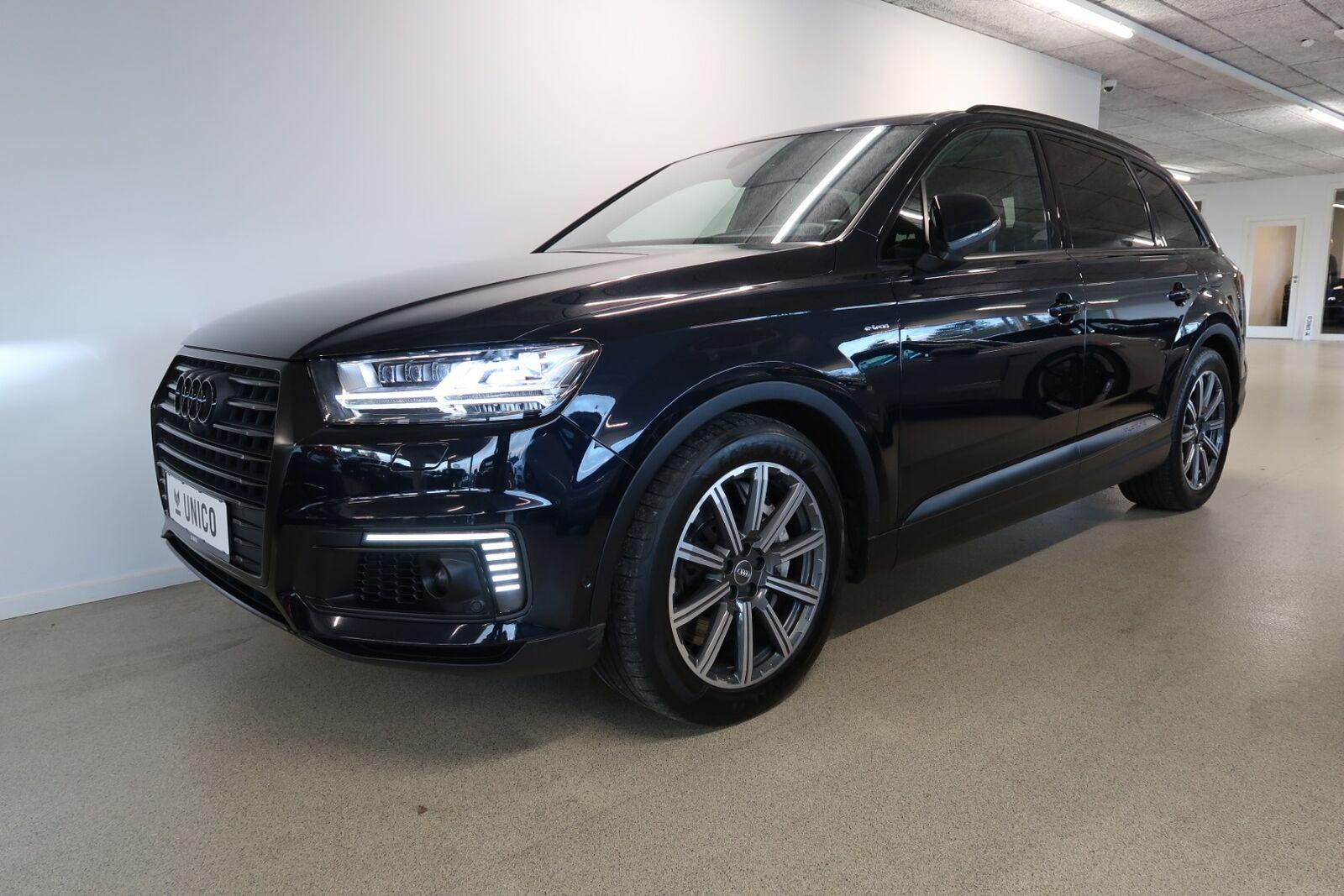 Audi Q7 3,0 TDi e-tron quattro Tiptr. 5d