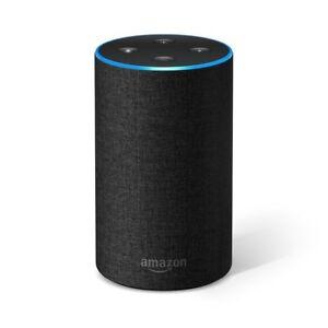 Das neue Amazon Echo (2. Generation) Alexa WLAN Anthrazit - NEU & OVP & Händler