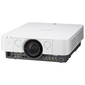 sony vpl fx35 lcd projector ebay rh ebay com Best Multimedia Projector Infocus Multimedia Projector
