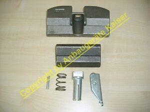Gabelklauen-Gabelhaken-Fuehrungsbacken-Gabelaufhaengung-f-Gabelzinken-Stapler