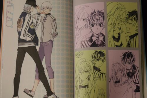 vol.1 Limited Edition JAPAN Arina Tanemura manga Idolish 7 Ryusei ni Inoru