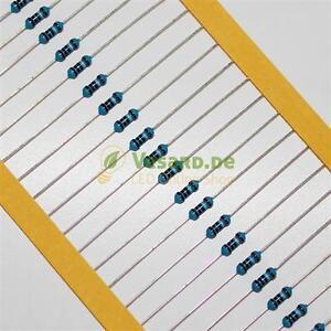 100-Ohm-Metallschicht-Widerstaende-1-4W-0-25W-Metallfilm-Resistor-Widerstand