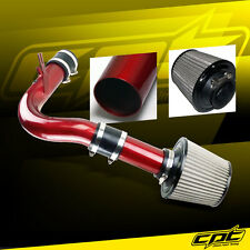 00-05 Dodge Neon SOHC 2.0L 4cyl Red Cold Air Intake + Stainless Steel Filter
