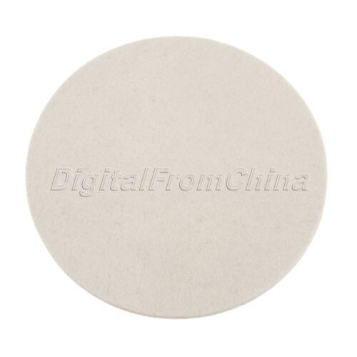 7inch Felt Polishing Buffing Grind Round Wheel Wool Polisher Disc Pad 180mm