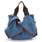 Women's Canvas Shoulder Bag Handbag Messenger Bag Travel Bag Tote Cross Body bag