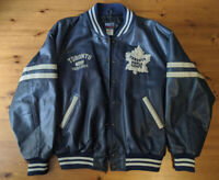 Leafs Leather Jacket Kijiji In Ontario Buy Sell Save With Canada S 1 Local Classifieds