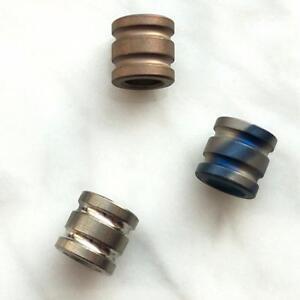 Titanium-Paracord-Perle-for-Lanyard-Lang-DIY-Basteln-Handwerk-Silber-Blau-Golden