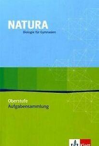 Natura-Biologie-fuer-Gymnasien-Ausgabe-fuer-die-Oberst-Buch-Zustand-gut