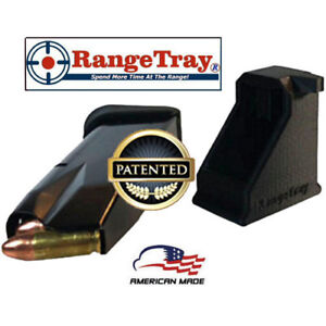 NEW-RangeTray-Magazine-SpeedLoader-for-S-amp-W-SW9E-SW9G-SW9VE-SW9V-Sigma-9mm-BLACK