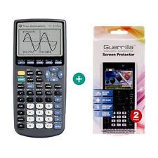 TI 83 Plus Taschenrechner Grafikrechner + Displayschutzfolie