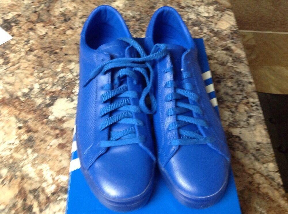 Adidas originali corte vantage adicolor in 10 blu (s80252) uomo numero 10 in caec74