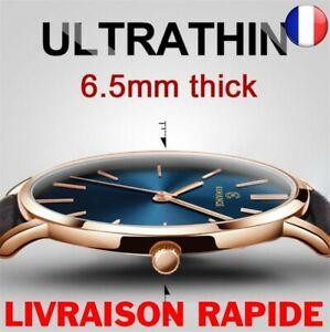 Montre-Top-Marque-Luxe-Ultra-mince-Bracelet-Homme-Femme-Cadeau-Bijoux-Mince