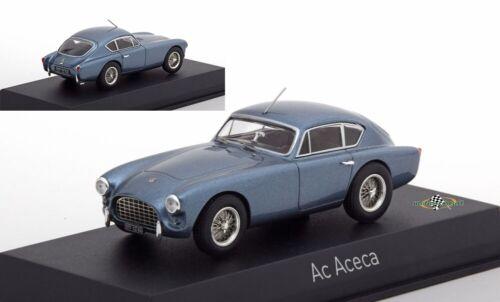 Ac aceca Blue metallic 1957 DIECAST 1:43 norev 270357