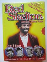 Red Skelton - America's Clown Prince (dvd, 2004, 2-disc Set) Region 1 Ntsc