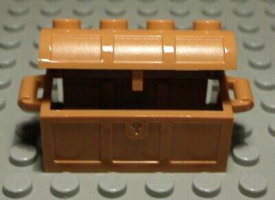 Lego Schatzkiste Truhe new Braun 48
