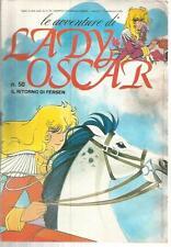 LE AVVENTURE DI LADY OSCAR 50 FABBRI EDITORE 1983