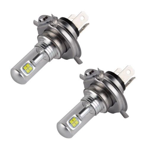 H4 Fog Light LED Lamp Bulbs Set 80W 6500K For Mercedes Benz Vito 638 1996-2003