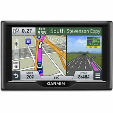 Garmin Nuvi Lm GPS With Us And Canada Maps EBay - How to use both us and canada maps in gps