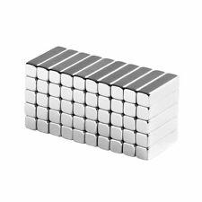 12 X 18 X 18 Inch Neodymium Rare Earth Bar Magnets N48 50 Pack