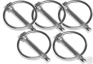 5-x-Linch-Pin-7-16-6mm-Tractor-trailer-cage-etc