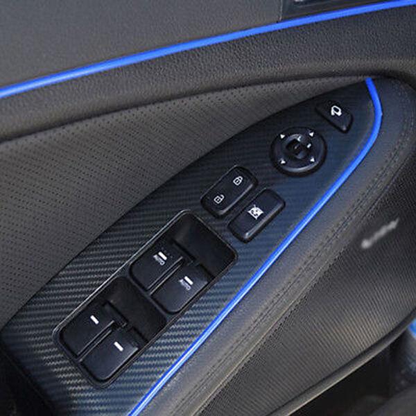 Cpg 5m Blue Point Silver Car Interior Accessories Molding Garnish