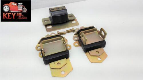 SBC BBC polyurethane engine motor mounts /& transmission urethane 700r4 turbo 350