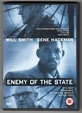 (GU907) Enemy Of The State - 2001 DVD