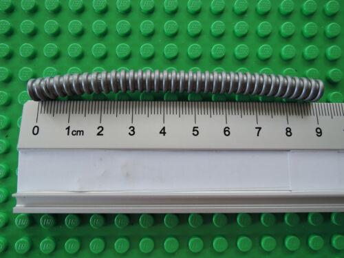 Lego 1 x Technic Ribbed Hose Riffelschlauch 11L silber grau 78c11 8466 8051 5520