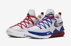 "Nike LeBron 17 Low ""Tune Squad"" Size 10"