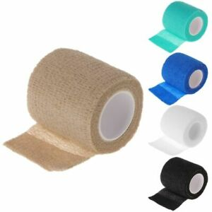 Tattoo Accesories 2019 New Style 6pcs Disposable Self-adhesive Elastic Bandage For Handle Grip Tube Tattoo