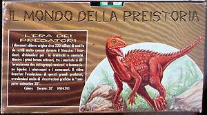 HOBBY-amp-WORK-IL-MONDO-DELLA-PREISTORIA-L-039-ERA-DEI-PREDATORI-VHS-N-2