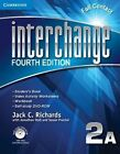 Interchange Level 2 Full Contact A with Self-study DVD-ROM by Jack C. Richards (Mixed media product, 2012)