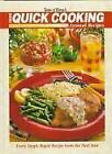 Taste of Home's 1999 Quick Cooking Annual Recipes (1999, Hardcover)