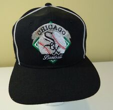 Chicago White Sox Vintage 90s Snapback Hat THE GAME MLB Youngan Big Logo