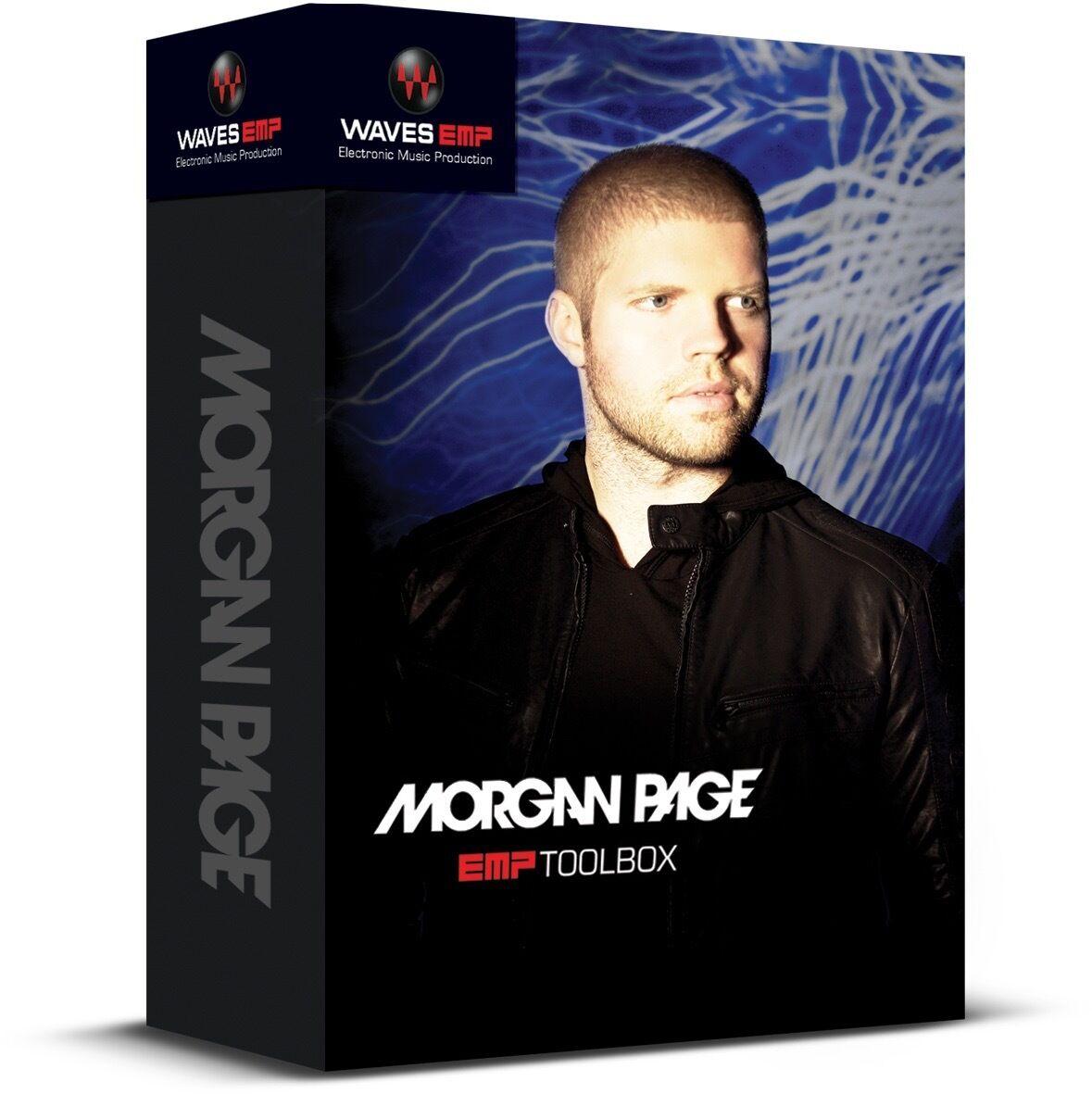 Waves Morgan Page EMP Toolbox - 9 Plugins - L3, H-EQ, etc. AAX RTAS VST AU - NEW