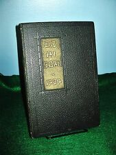 EVANS CITY, PENNSYLVANIA ~ EC-HI-SCAN, 1929 YEARBOOK ~ HC/G