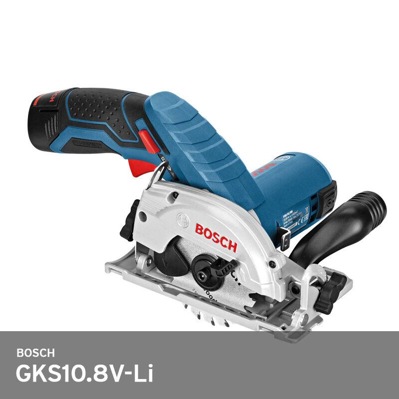 Bosch GKS 10.8V-Li Cordless Pro. Circular Saw 3 lbs Bare Tool Body Only