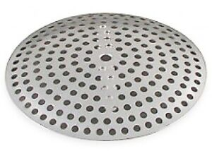 Exceptional Image Is Loading 3 034 Inch Diameter ROund METAL DRAIN STRAINER