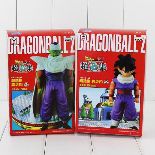 figuras DRAGON BALL Z  Dramatic Showcase Gohan Goku Trunks krilin Frezer Vegeta