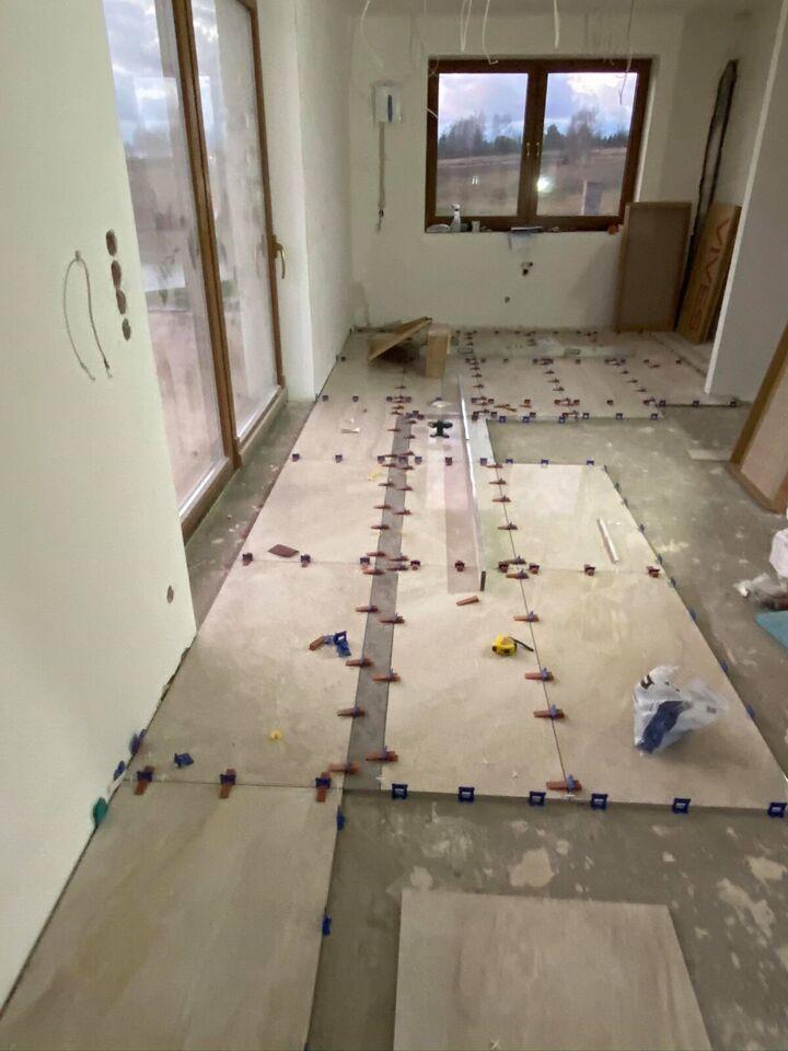 Renoverings- og byggefirma. vi gør arbejdet - male,